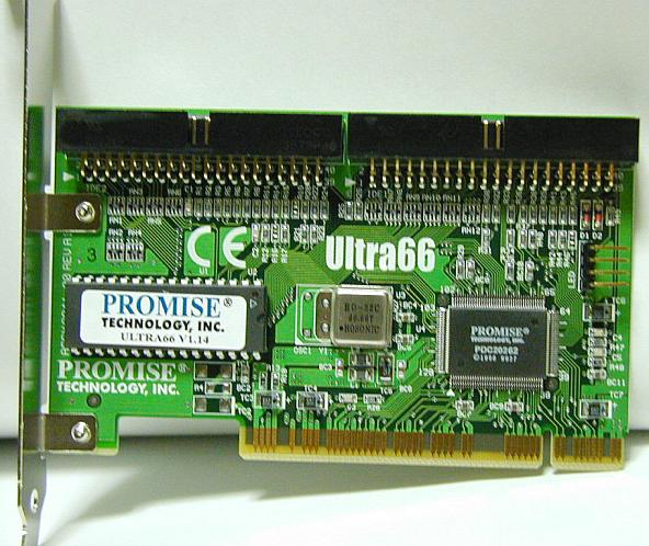 Promise technology ultra66